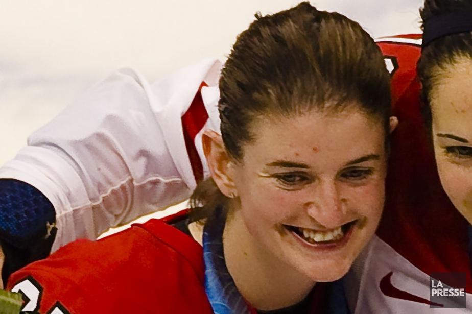 Gina Kingsbury a remporté la médaille d'or en... (Photo André Pichette, archives La Presse)