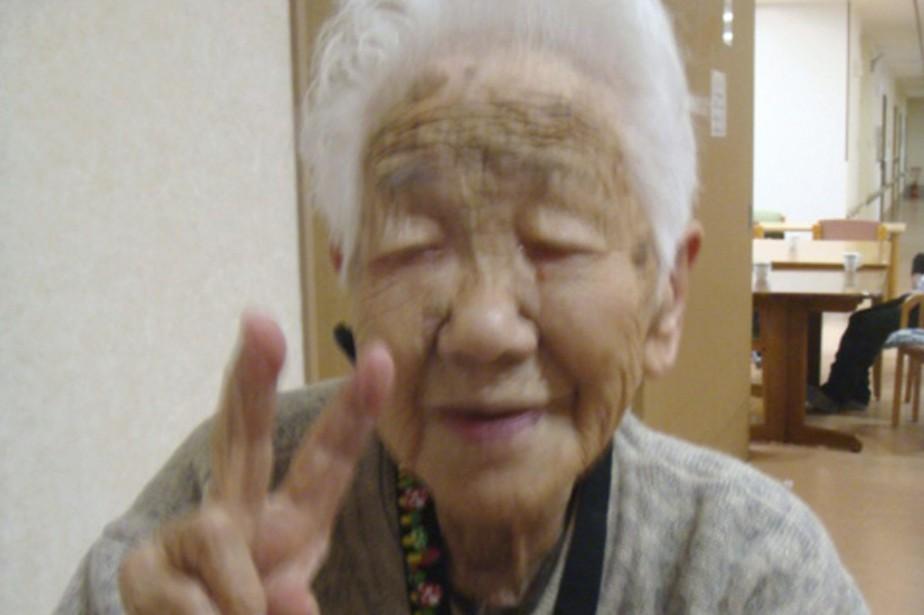 Chiyo Miyako (photo), qui avait vu le jour... (Photo Associated Press)
