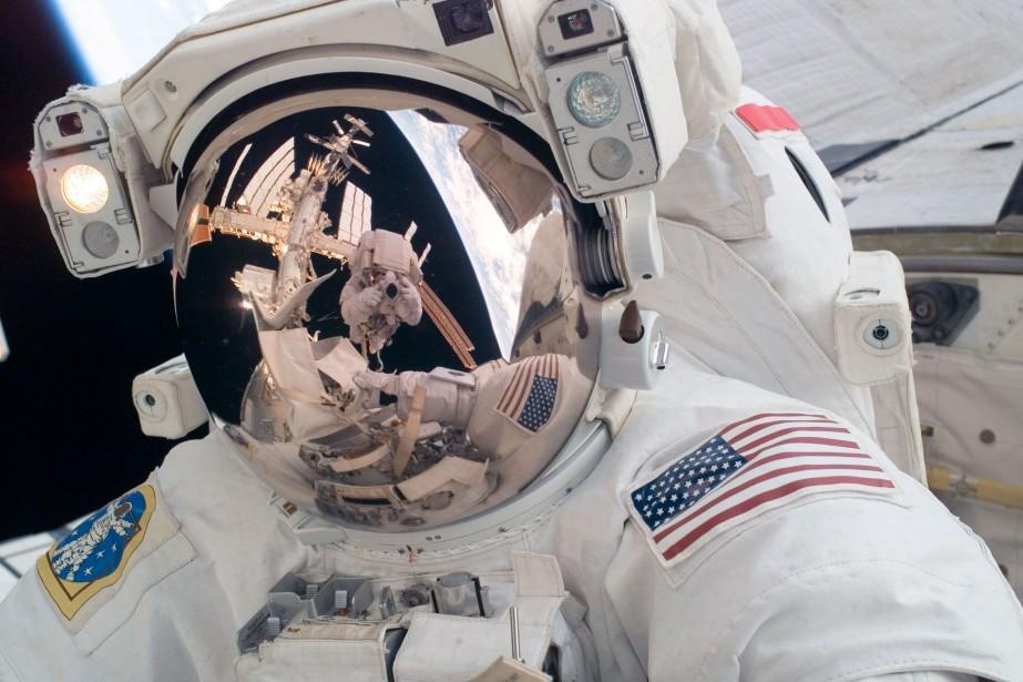 La NASA a longtemps été considérée comme un... (Photo archives Agence France-Presse)