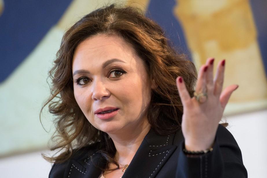 Natalia Veselnitskaïa a nié avoir agi au nom... (Photo Dmitry Serebryakov, archives Associated Press)