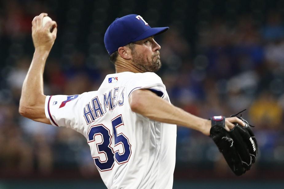 Cole Hamels... (Photo Mike Stone, AP)