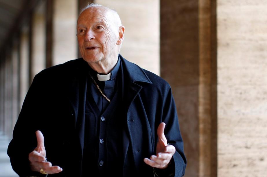 Le cardinal Theodore McCarrick, un prêtre qui fut... (Photo Alessandro Bianchi, archives REUTERS)