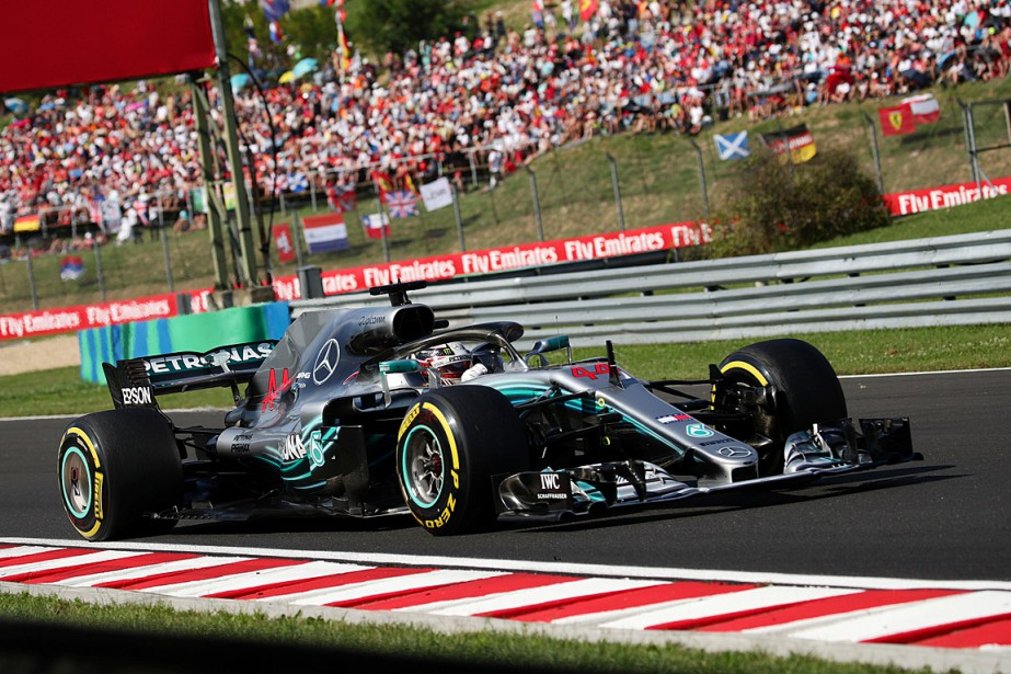Lewis Hamilton... (PHOTO LISI NIESNER, REUTERS)
