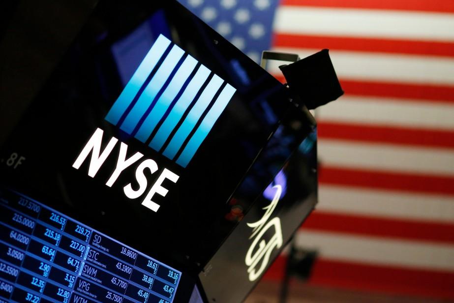 Wall Street a terminé en net... (Photo Mark Lennihan, archives Associated Press)