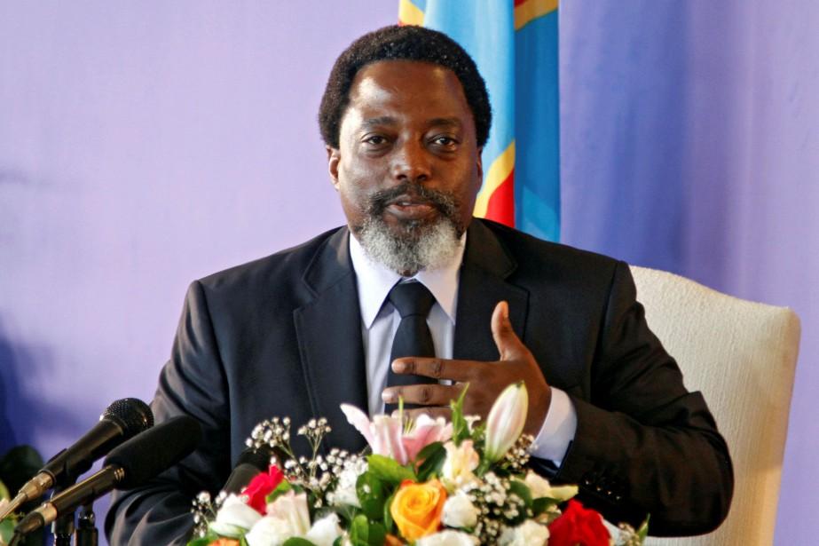 Joseph Kabila, qui ne peut pas briguer de... (Photo Kenny Katombe, archives Reuters)