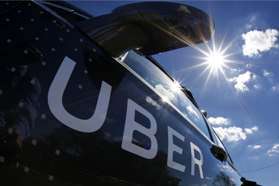 Uber a décidé d'abandonner son programme de camion autonome pour... (ARCHIVES AP)
