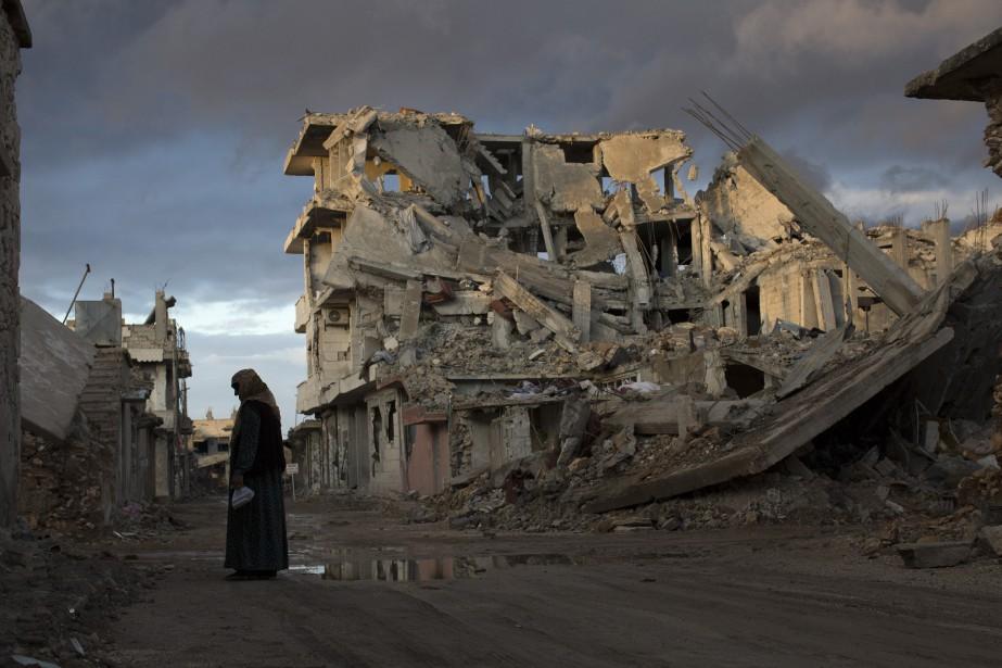 L'Observatoire syrien des droits de l'homme a déclaré... (Photo Tyler Hicks, archives The New York Times)