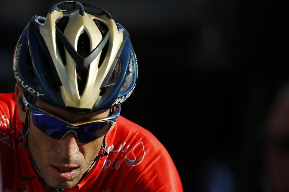Nibali a remporté le Tour de France en... (Photo Peter Dejong, AP)