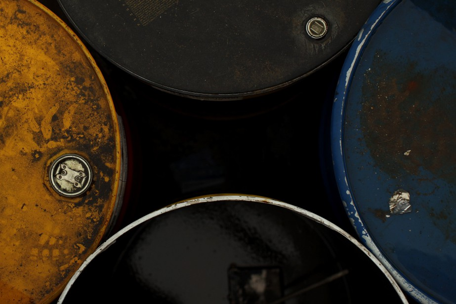Les cours du pétrole ont reculé mardi alors que le... (Photo Archives Reuters)