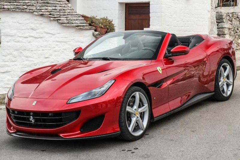 La Ferrari Portofino... (Photo ferrari)