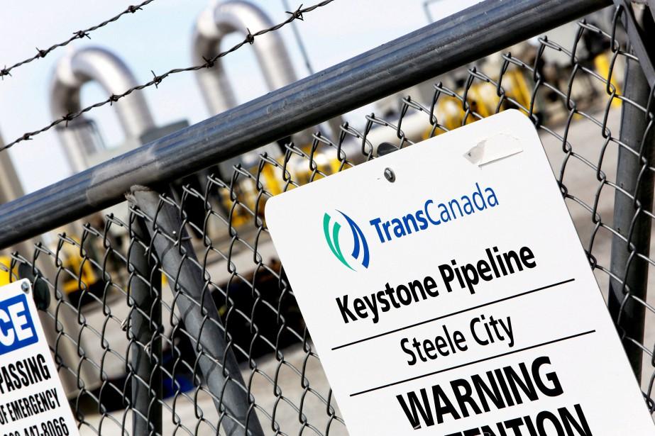 TransCanada a déclaré un dividende de 0,69 $... (Photo Lane Hickenbottom, archives Reuters)