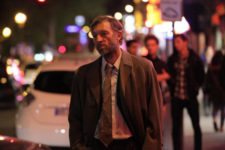 Vincent Cassel dans Fleuve noir, un film d'Erick... (Photo fournie parMK2 | Mile End)