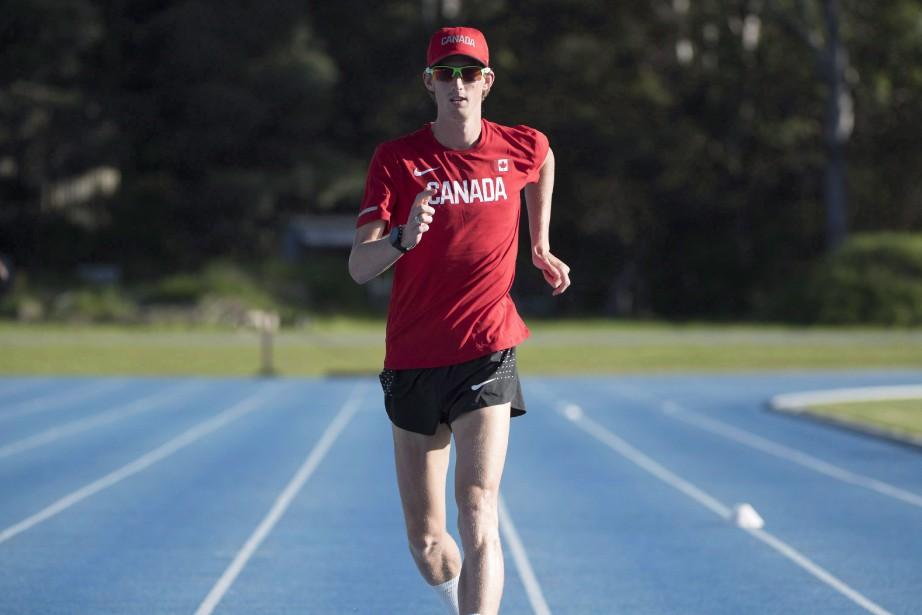 L'équipe canadienne qui participera aux Jeux olympiques de... (Photo Archives PC)