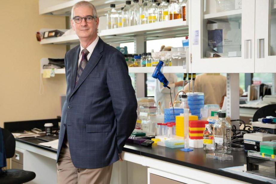 RenéSt-Arnaud, directeur de la recherche à l'hôpital Shriners... (PHOTO FOURNIE PAR L'HÔPITAL SHRINERS)