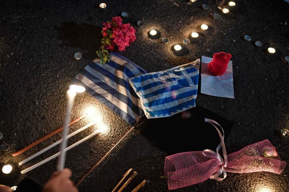 À ce jour, 36 personnes sont toujours hospitalisées... (Photo Louisa Gouliamaki, Agence France-Presse)