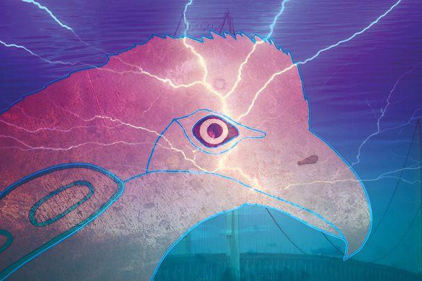 Thunderbird Strike, d'Elizabeth La Pensee, fait partie du... (Photo fournie par le festival Présence autochtone)