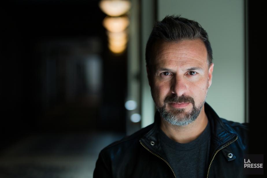 «Mon filmFunkytown[avec Patrick Huard] n'est jamais sorti en... (PHOTO EDOUARD PLANTE-FRECHETTE, la presse)