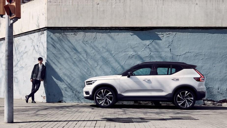 Volvo XC40 2019. | 6 août 2018