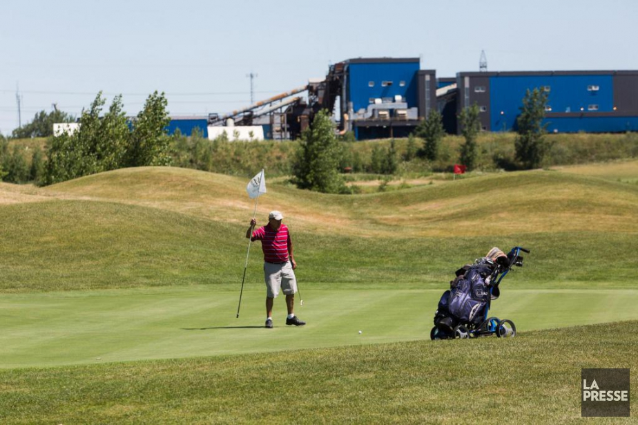 Les imposants terrains du Club de golf Métropolitain... (Photo MartinTremblay, Archives La Presse)