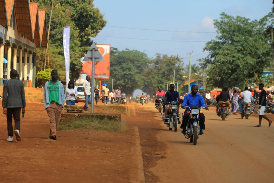 La ville de Beni, située dans l'est de... (Photo Samuel Mambo, Archives Reuters)