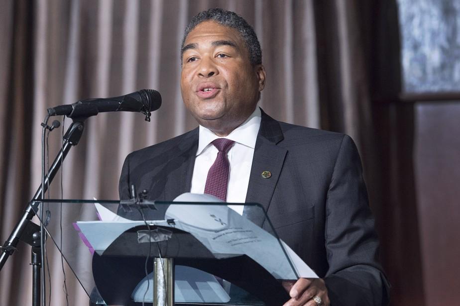 Le ministre des Affaires afro-néo-écossaises, TonyInce, a confirmé... (Photo Archives, La Presse canadienne)