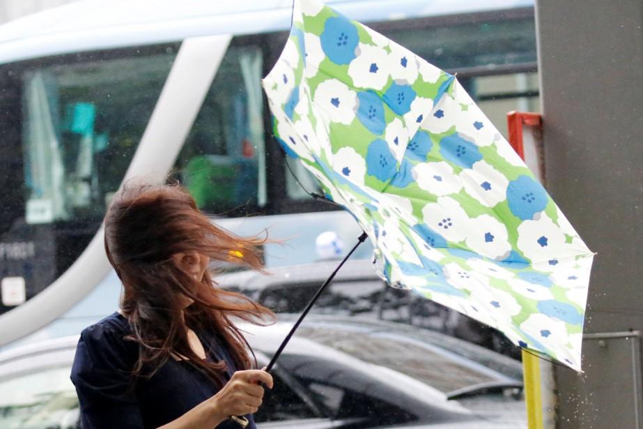 Le Japon subit tous les ans le passage... (Photo Toru Hanai, Reuters)