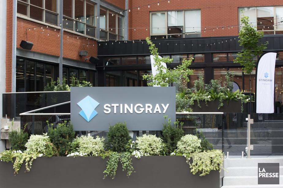 Groupe Stingray Digital... (Photo Edouard Plante-Fréchette, Archives La Presse)