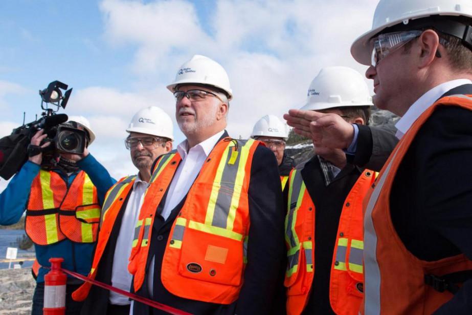 Le premier ministre Philippe Couillard a assuré que... (PhotoJacques Boissinot, archives La Presse canadienne)