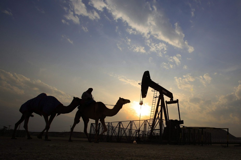 Environ 10% des importations de pétrole du Canada... (PHOTO AP)