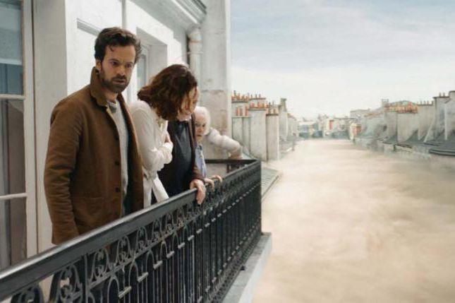Romain Duris dans le filmDans la brume, de... (Photo fournie par les Films Séville)