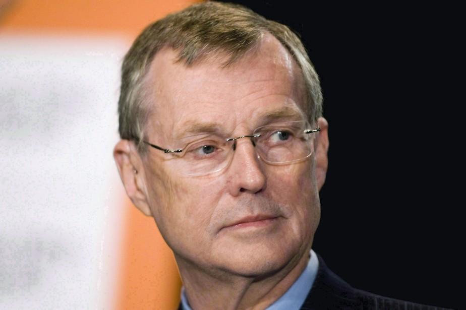 Ed Clark aura été à la tête de... (Photo Graham Hughes, Archives La Presse Canadienne)