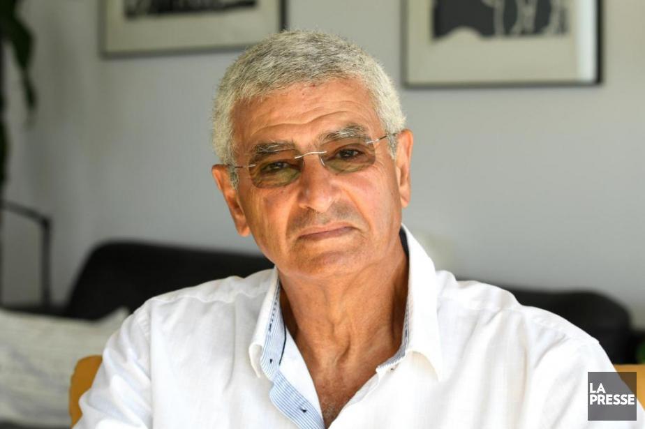 Nabil Seidah... (Photo Bernard Brault, La Presse)