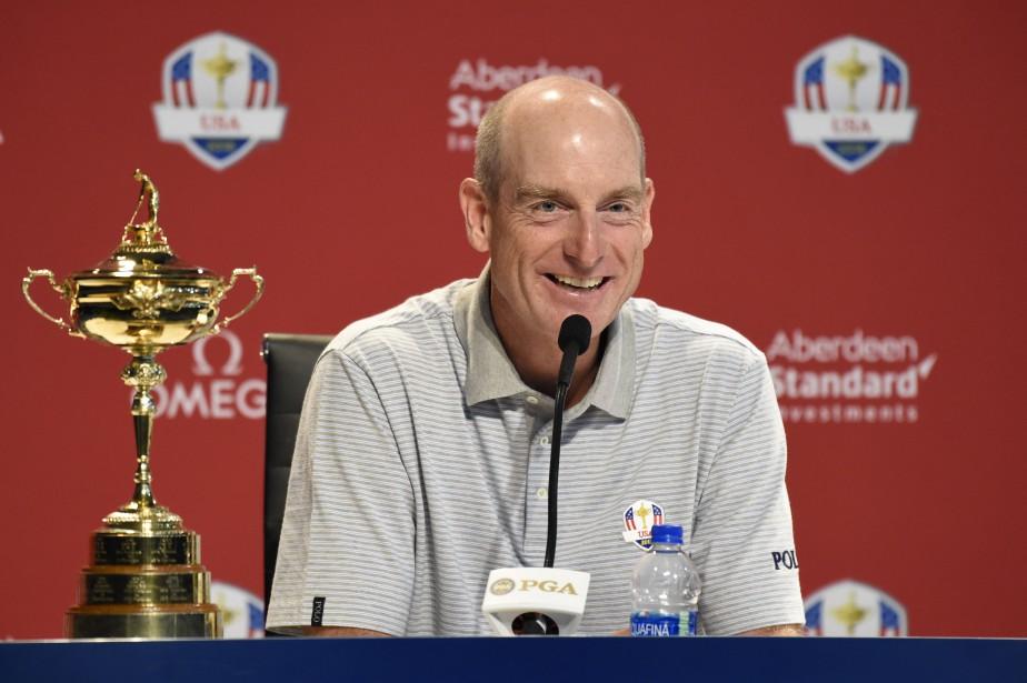 Le capitaine de l'équipe américaine de la Coupe... (Photo John David Mercer, USA Today Sports)