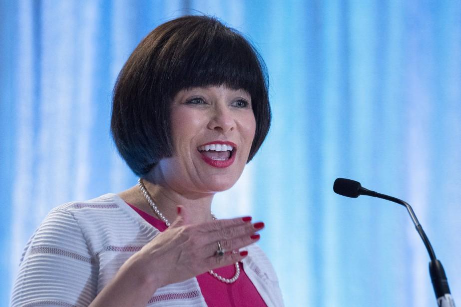 La ministre fédérale de la Santé, Ginette Petitpas... (Photo Paul Chiasson, Archives La Presse Canadienne)