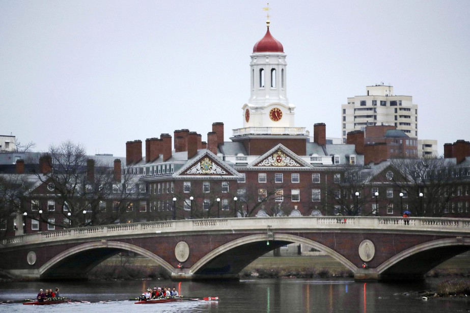 L'université Harvard domine le classement, devançant sa compatriote... (PHOTO ARCHIVES AP)