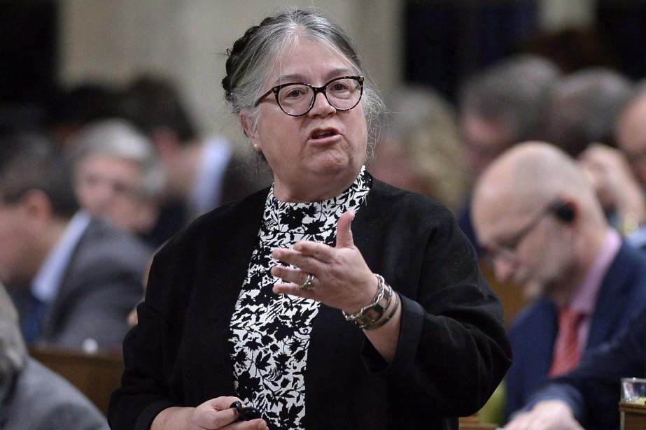 La ministre du Revenu, Diane Lebouthillier, a estimé... (photo Justin Tang, archives PC)