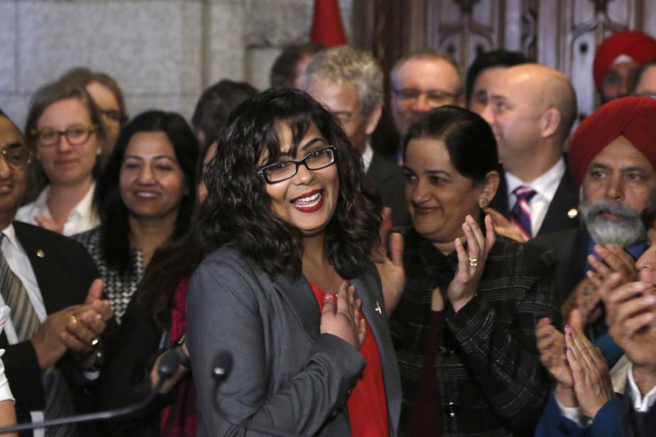 Une députée libérale a présenté ses excuses et annulé un