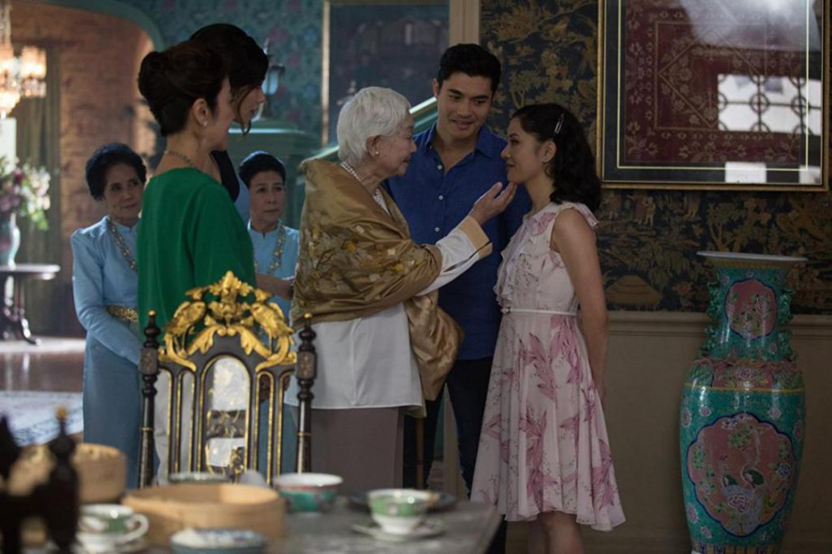 Crazy Rich Asians... (Image fournie par Warner Bros.)