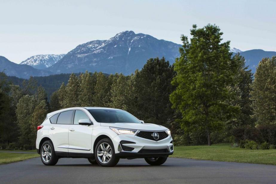 La nouvelle version de l'Acura RDX est en phase avec la concurrence.<br /><br /> (Toutes les photos Acura)