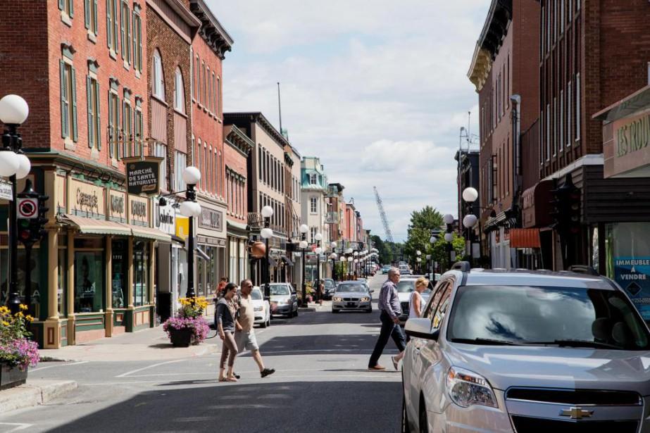 Situé dans une zone tampon entre Montréal, Sherbrooke... (Photo Alain Roberge, Archives La Presse)