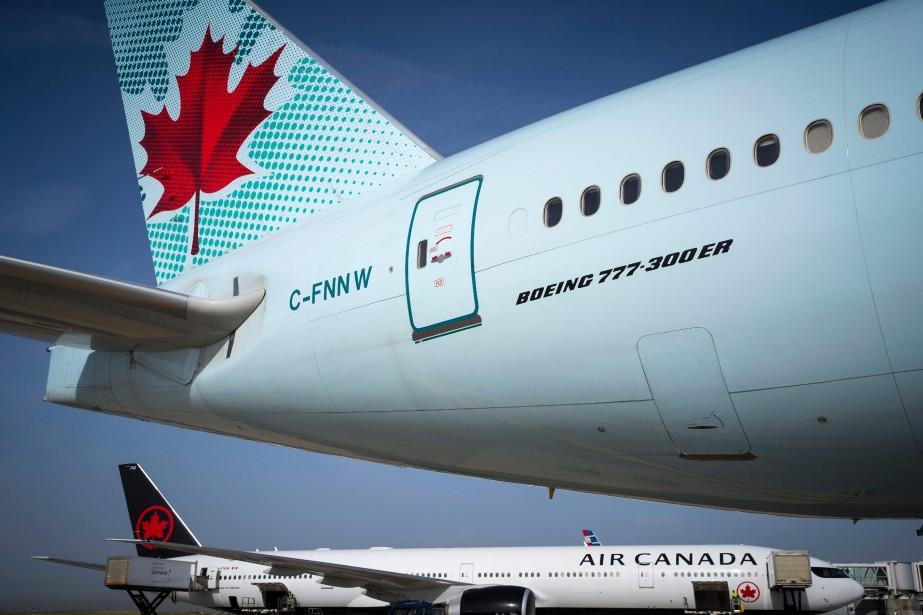 Le transporteur montréalais prévoit acheter des rentes sur... (Photo Joel Saget, Archives AFP)