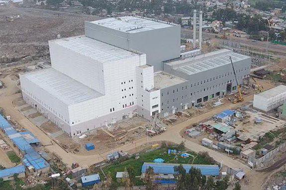La nouvelle installation devrait permettre d'incinérer 1400tonnes de... (photo tirée de cameroun liberty)