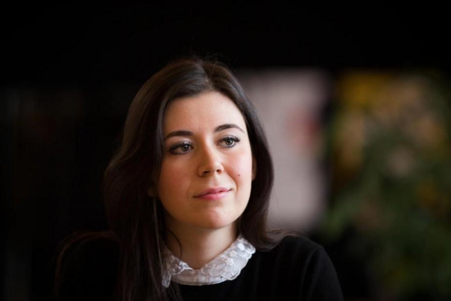 Catherine Fournier a été élue députée de la... (Photo Olivier PontBriand, Archives La Presse)