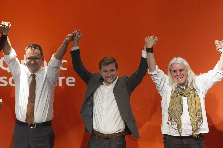 «Populaires» sera le slogan de Québec solidaire pour la prochaine