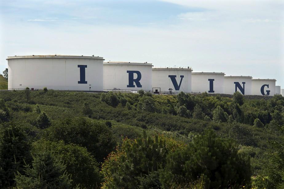 Irving Oil a annoncé mardi une entente avec... (photo Andrew Vaughan, archives PC)