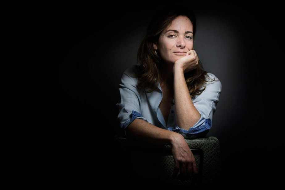 Le dernier roman d'Émilie Frèche a suscité une... (PHOTO JOËL SAGET, AGENCE FRANCE-PRESSE)