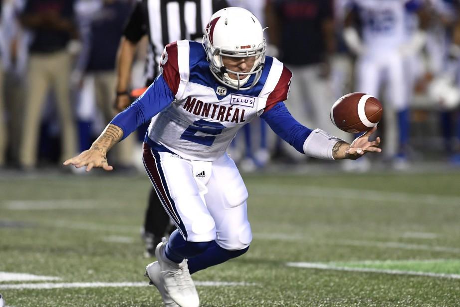 C'est Antonio Pipkin qui remplacera Manziel au poste... (Photo Justin Tang, Archives La Presse Canadienne)