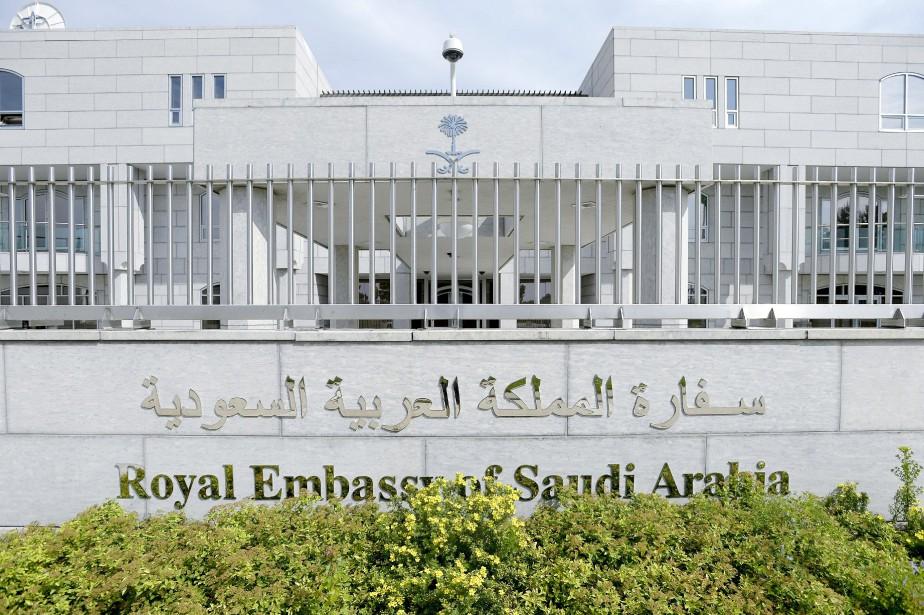 L'ambassade canadienne s'était dite «gravement préoccupée» par les... (ARCHIVES PC)