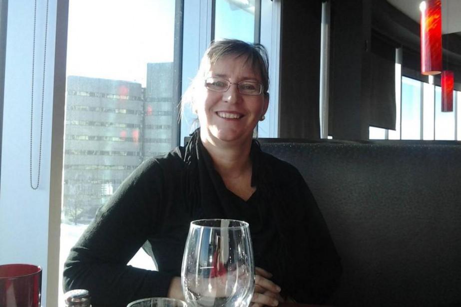 Karen Hilchey, candidate de la Coalition avenir Québec... (Photo tirée de Facebook)