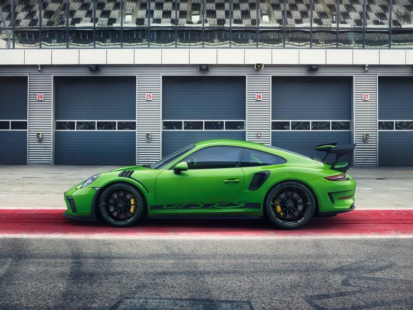 Porsche 911 GT3 RS - crdit: Porsche (.)